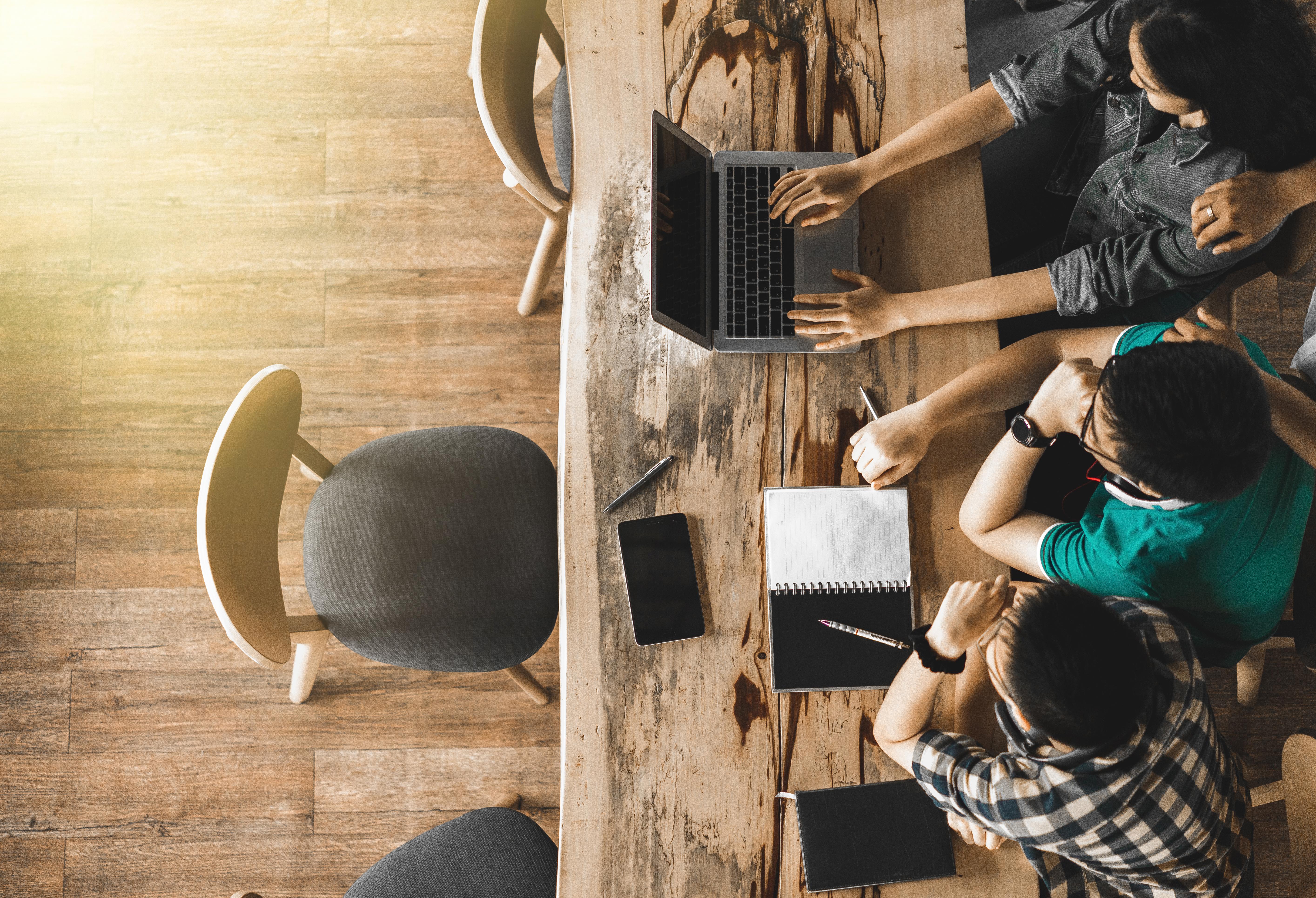 Staff Team Meetings – A Better Strategy